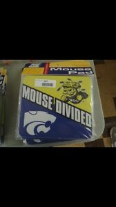 wsu  kstate mouse pad - no longer available