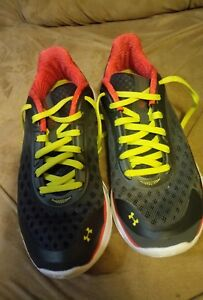 under Armour UA spine rpm size 7 women running walking gym