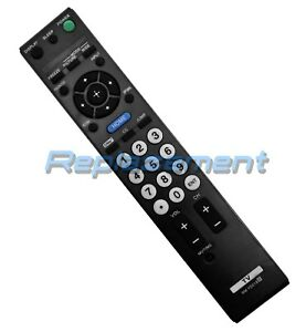 New Generic Sony TV Remote Replaces RM-YD018 KDL-26S3000 KDL32S3000 KDL-40S3000
