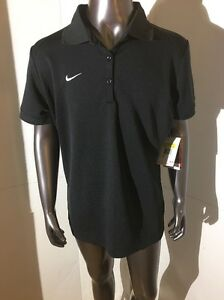 Nike Black Fit Dry NEW W Tags Size Small  Short-Sleeve Women  Sports Shirt