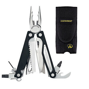 Leatherman Charge ALX Multi-Tool 830675 Stainless Steel with Nylon Sheath