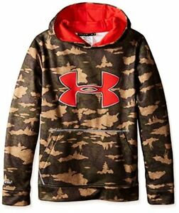 Under Armour Boys' Storm Caliber Hoodie - Choose SZColor