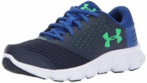 Under Armour Boys' Grade School Micro G Rave Running Shoes - Choose SZColor