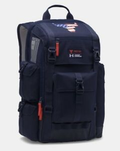 UA UNDER ARMOUR PROJECT ROCK BACKPACK Rock The Troops Regiment NWT
