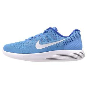Nike Womans Lunarglide 8 Running Wmns Shoes Blue Glow 2016 843726-401