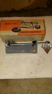 LYMANOhaus D-5 PRECISION RELOADING SCALE