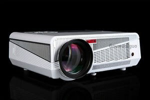 2019 New 7800 lumens WiFi Intelligent Projector Android HD 1080P Smart Projector