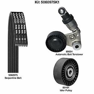 Dayco Serpentine Belt Kit 5060975K1