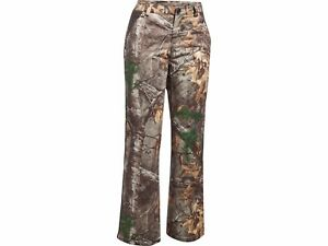 Women's Under Armour UA Stealth Extreme Insulated Pants Realtree Xtra NEW 6