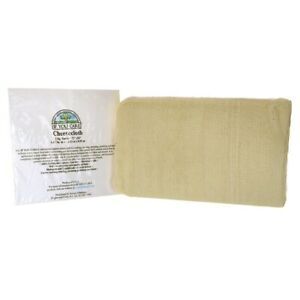 If You Care 100% Unbleached Cotton Cheesecloth 2 sq. yards 1 Unit