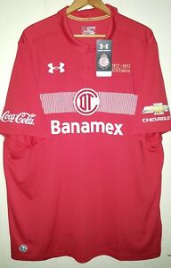 Under Armour Deportivo Soccer Jersey Polo Shirt: 3XL (NWT - $90.00) 1275572-600