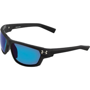 Under Armour Eyewear Hook'd Storm Sunglasses - Satin