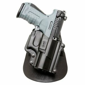 Fobus Standard Holster RH Paddle WP22 Walther Model P22
