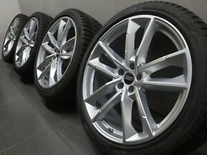 21 Inches Original Winter Wheels Audi A8 S8 4H Tyres S-LINE 4N 4G8601025AQ