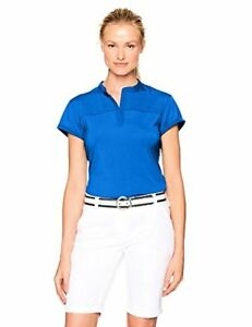 Under Armour Women's Threadborne Polo Shirt - Choose SZColor
