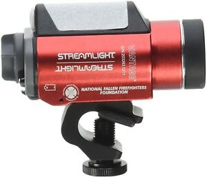 Streamlight 69157 Vantage Tactical Helmet Light With White LED Red