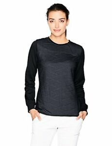 Under Armour Women's ColdGear Reactor 12 Zip Hybrid Long Sleeve Shirt
