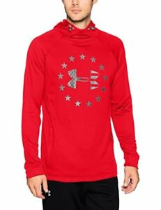 Under Armour Men's freedom tech terry hoodie - Choose SZColor