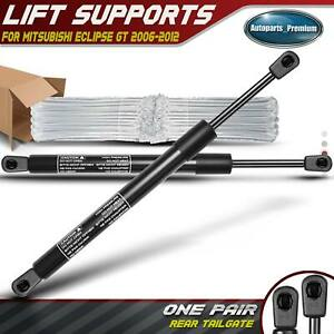 2x Rear Trunk Lift Supports Shock Struts for Mitsubishi Eclipse GT 2006 2012