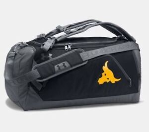 UA x Project Rock Contain Backpack Duffle 3.0 Under Armour Bag - BRAND NEW