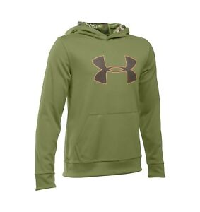 Under Armour Boy's UA Armour Fleece Ridge Reaper Series Hoodie - NWT $60