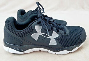 Under Armour Boys Engage Sneaker Running Shoe Grade School Micro G Size 7Y