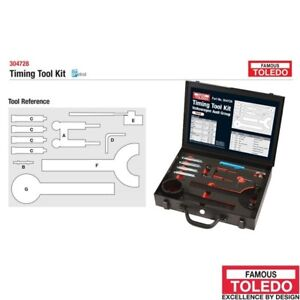 TOLEDO TIMING TOOL KITS FOR Volkswagen Transporter 2.0 T4 1204-2.0L AAC 304728