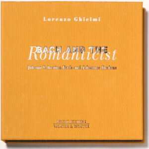 Bach & The Romanticist, Lorenzo Ghielmi, Good Import