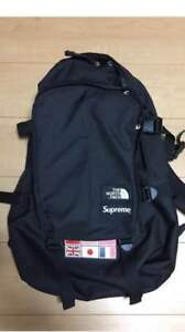 supreme × THE NORTH FACE backpack black free shipping from japan