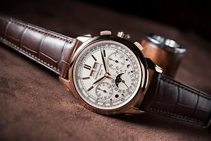 Patek Philippe 5270R-001 Grand Complication Perpetual Calendar Chronograph Mo