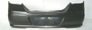 Replacement Bumper Cover for 07-12 Nissan Versa (Rear) NI1100282