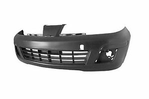 Replacement Bumper Cover for 07-11 Nissan Versa (Front) NI1000245V