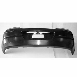 Replacement Bumper Cover for 07-12 Nissan Versa (Rear) NI1100250