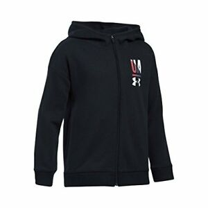 Under Armour UA Favorite Full Zip Youth X-Large Black