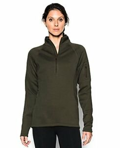 Under Armour Women's ColdGear Infrared Tactical 14 Zip - Choose SZColor