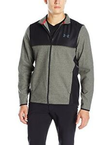 Under Armour Mens ColdGear Infrared Fleece Heavyweight Hoodie Artillery Small