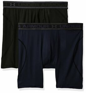 "Under Armour Men's Iso-Chill Mesh 6"" Boxerjock – 2-Pack"
