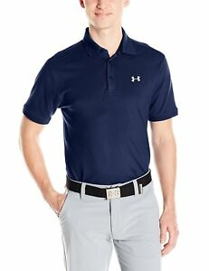 Under Armour Men's Performance Cotton Polo - Choose SZColor