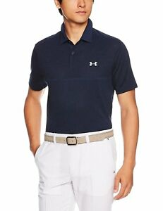 Under Armour Men's Tour Jacquard Polo - Choose SZColor