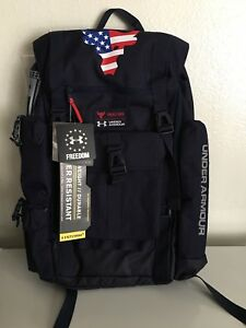 Under Armour  UA  Project Rock Freedom Regiment Backpack