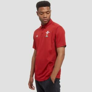 Under Armour Wales RU Men's Polo Shirt