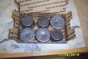 13Pounds. Pure Soft Lead Ingots for Casting Molding Jigs Sinkers Bullets
