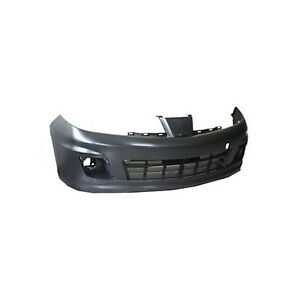 Replacement Bumper Cover for 07-11 Nissan Versa (Front) NI1000249OE