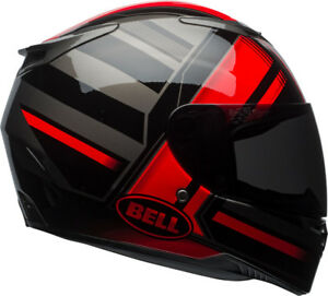 Bell RS-2 Gloss Red Black Titanium Tactical Helmet