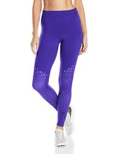 Under Armour Womens ColdGear Graphic Legging Grape FusionViolet Storm X-Small