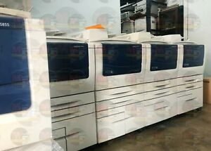 Xerox WorkCentre 5855 Mono A3 Laser MFP Printer Copier Scanner 55 PPM Lot of 50