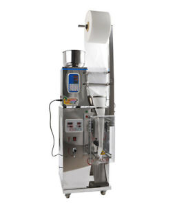 1-500g Granule Weighing & Packing Machine(Max Size:20*28CMW x L) Back side seal