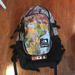 SUPREME × THE NORTH FACE 14SS Expedition Medium Day Pack Backpack