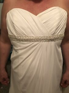 wedding dresses size 18