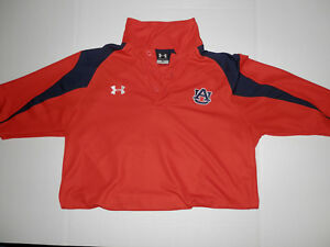Under Armour Auburn University Dri-Fit Golf Polo Size Small
